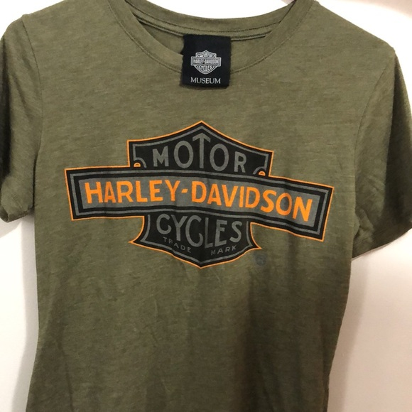 Official Harley Davidson Graphic Tee